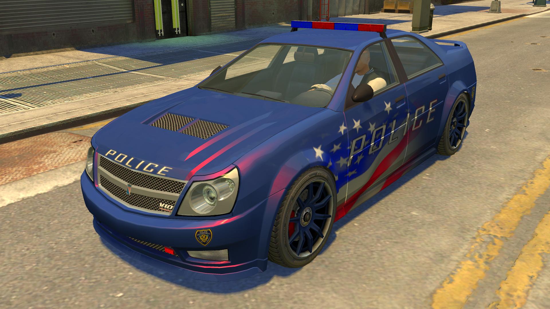 Polizei-Stinger (IV)