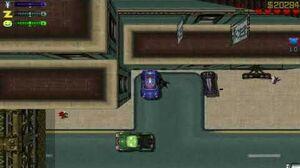 GTA 2 (1999) - Get ZitZaki! 4K 60FPS