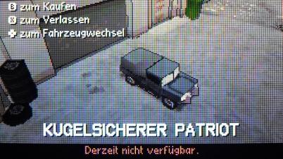 Kugelsicherer Patriot (CW)