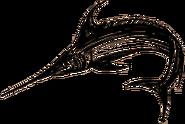 Schwertfisch-Tattoo, GTA V