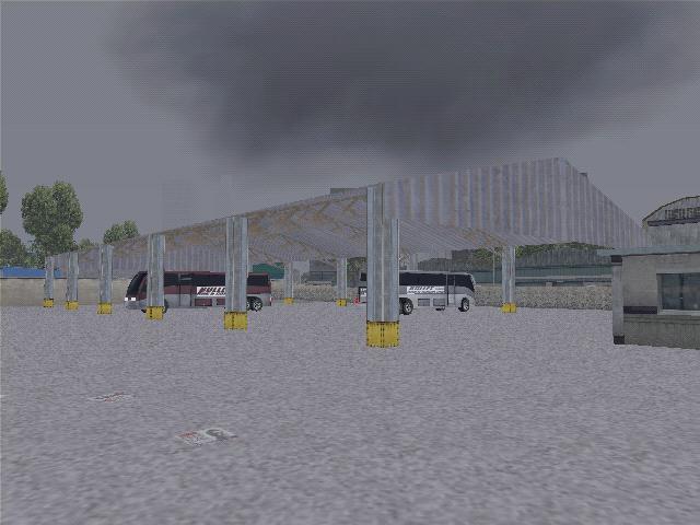 Bus-Depot