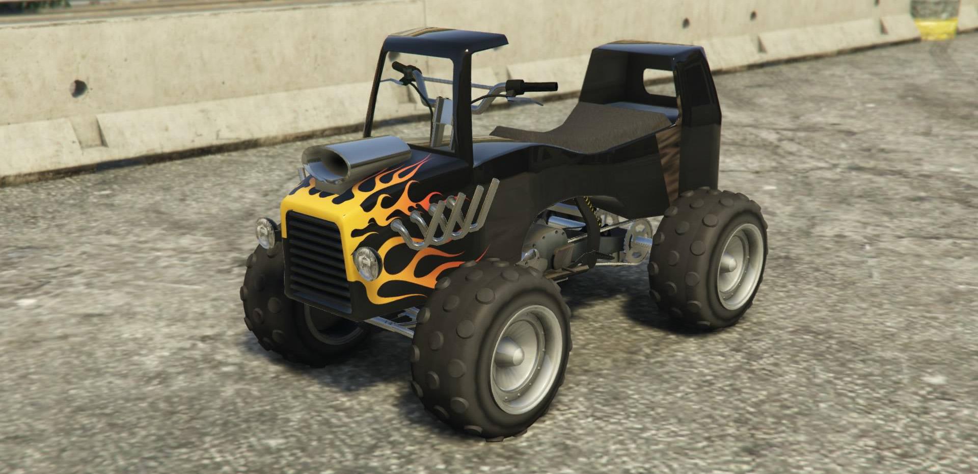 Hot Rod Blazer (V)