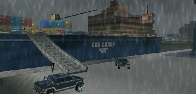 Les Cargo