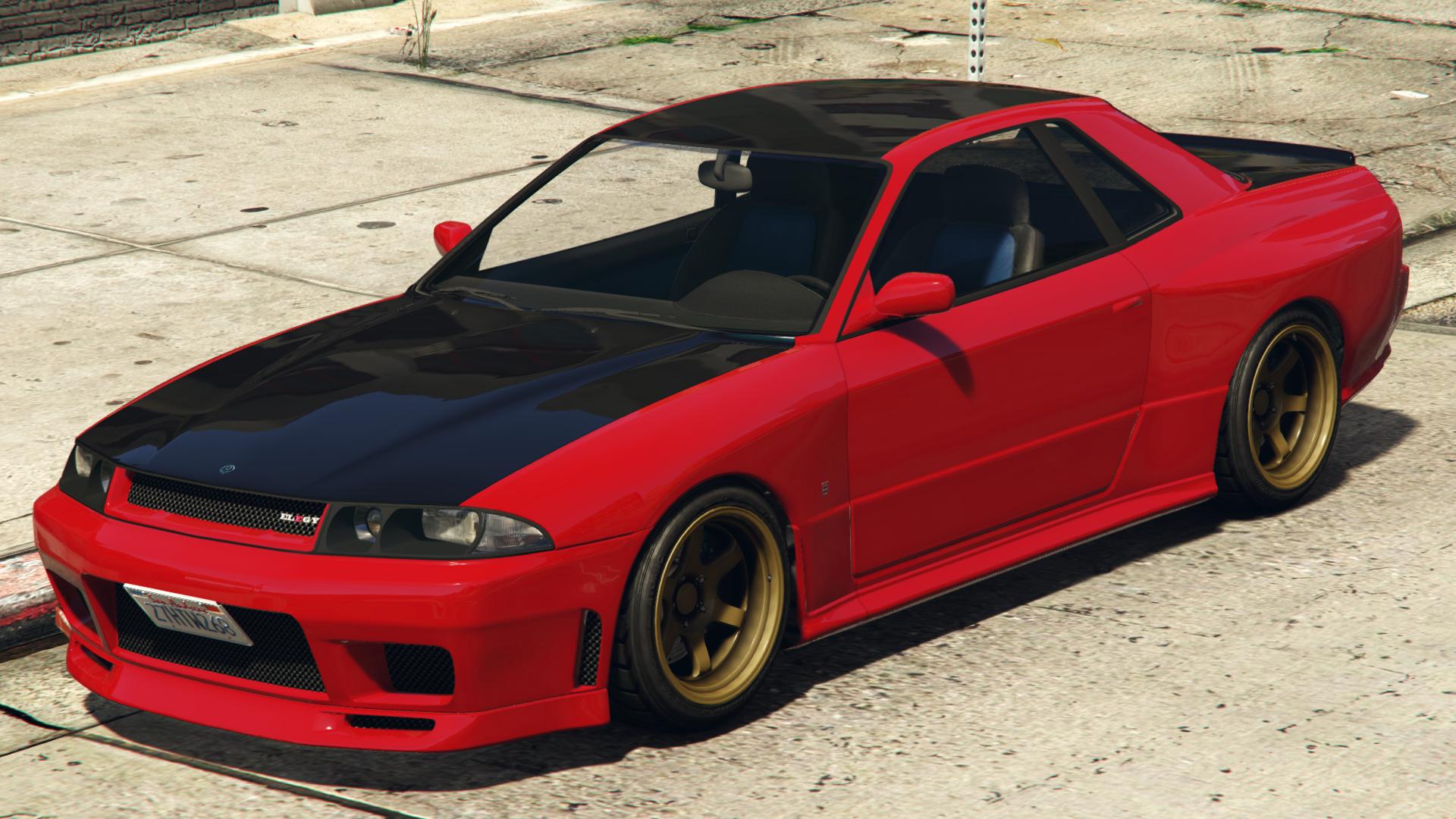 Elegy Retro Custom (V)