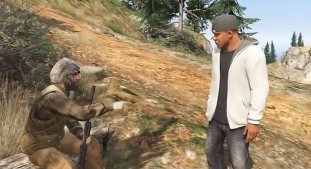 Sasquatch-Jäger