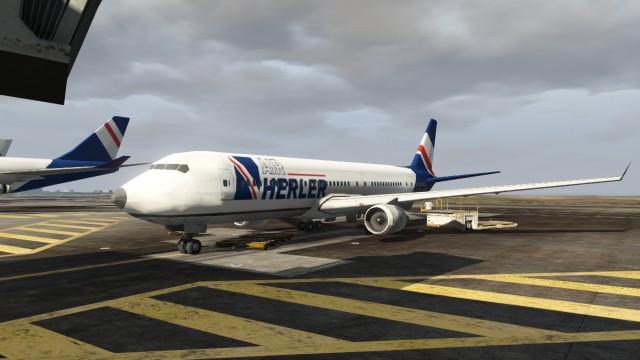 Flugzeug (V)