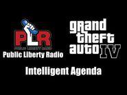 GTA IV (GTA 4) - Public Liberty Radio - Intelligent Agenda