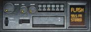 Curve-Autoradio