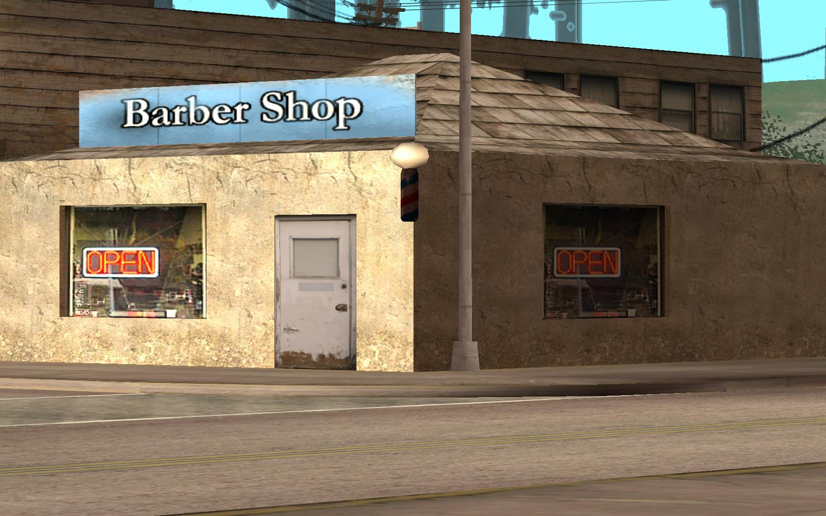 Barber Shop (Dillimore)