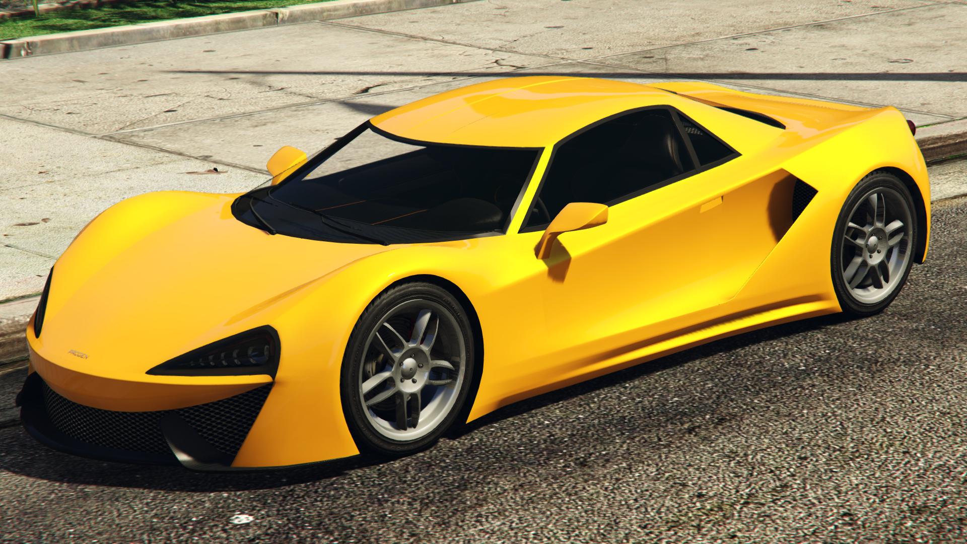 Itali GTB (V)