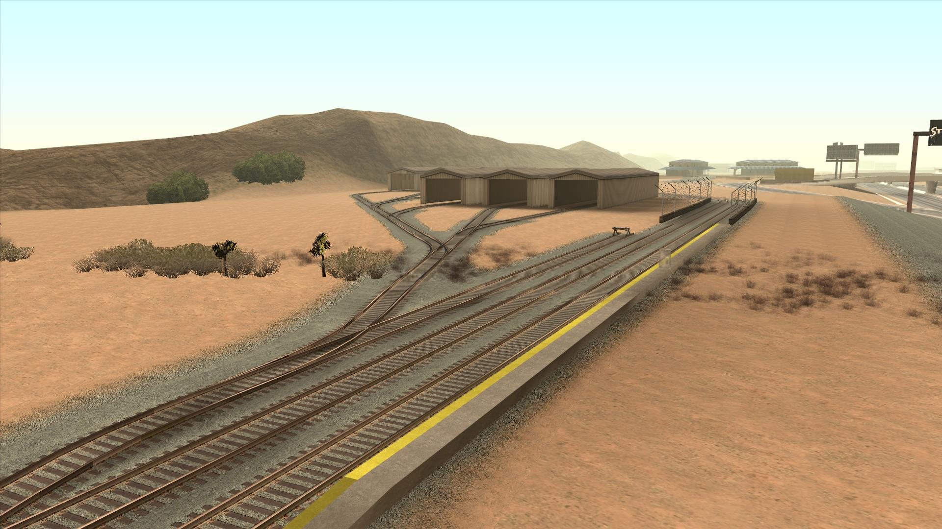 Sobell Rail Yards