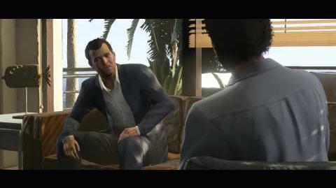 Michael (GTA-V-Trailer)