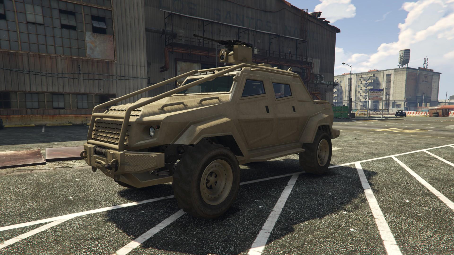 Insurgent Pickup Custom (V)