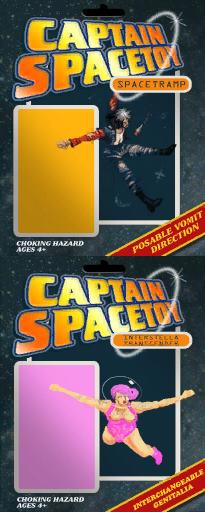 Captain Spacetoy