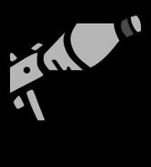 Raketenwerfer-HUD-Symbol, LCS