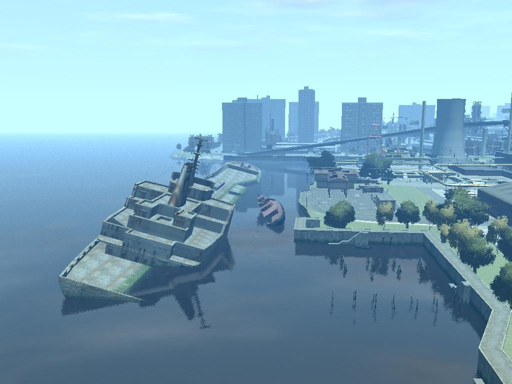 Schiffswrack (IV)