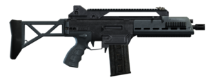 Waffe