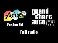 GTA IV (GTA 4) - Fusion FM - Full radio