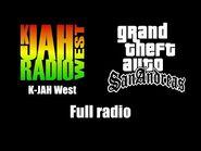 GTA- San Andreas - K-JAH West (Rev