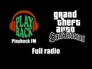 GTA- San Andreas - Playback FM (Rev