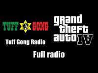 GTA IV (GTA 4) - Tuff Gong Radio - Full radio