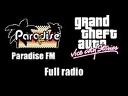 GTA- Vice City Stories - Paradise FM (Rev