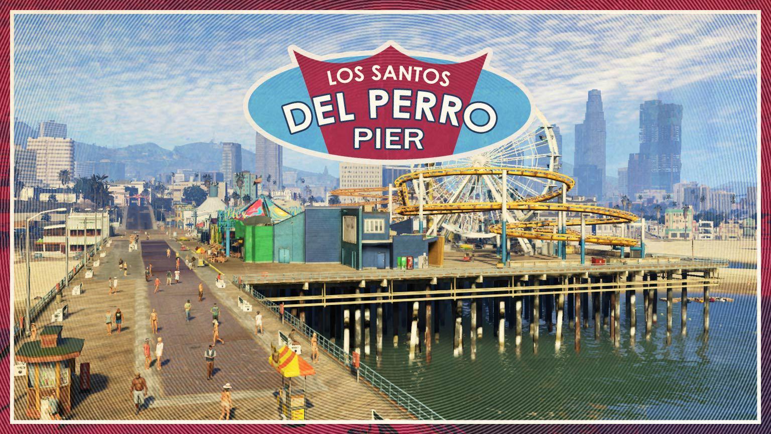 Del-Perro-Pier-Durchsagen
