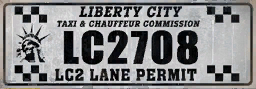 Liberty City Taxi & Chaffeur Commission