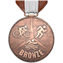 Triathlon V Bronze