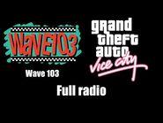 GTA- Vice City - Wave 103 (Rev