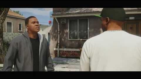 Franklin (GTA-V-Trailer)