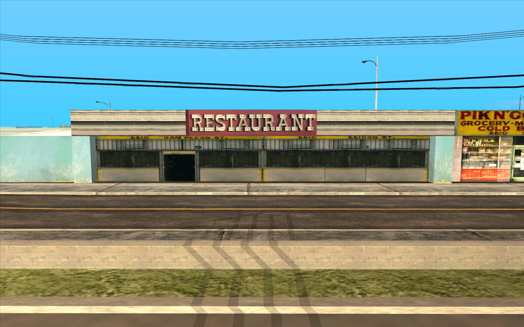 Diner (Redsands West)