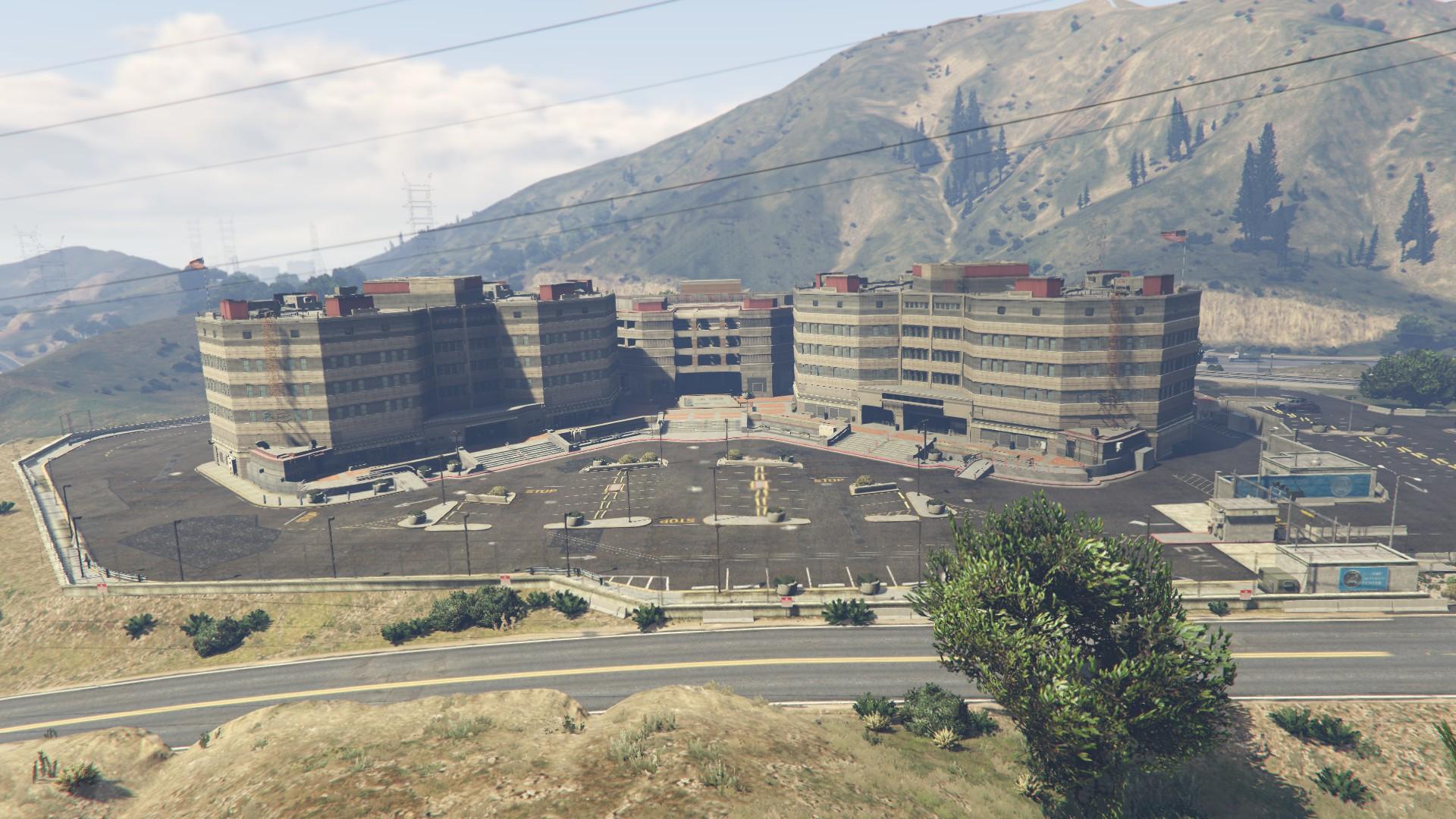 Los Santos Government Facility