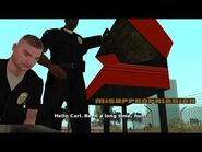 GTA- San Andreas (2004) - Misappropriation -4K 60FPS-