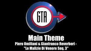 "GTA London (1961 & 1969) - Main Theme Piero Umiliani & Gianfranco Reverberi - ""Le Malizie Seq"