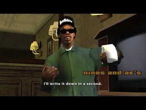 GTA- San Andreas (2004) - Nines and AK's -4K 60FPS-