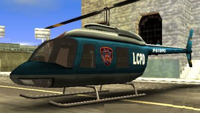 Polizei-Maverick (LCS)