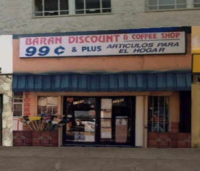 Baran Discount & Coffee Shop
