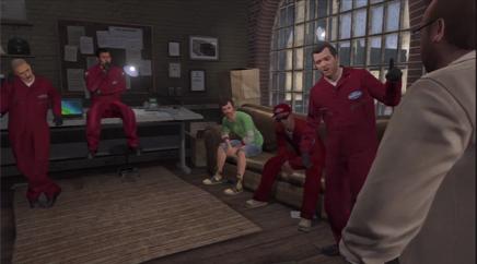Crew-Mitglieder