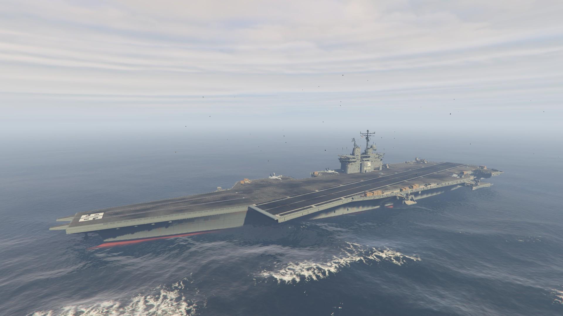 USS Luxington ATT-16
