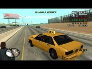 GTA- San Andreas (2004) - Cop Wheels -4K 60FPS-