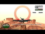 GTA- San Andreas (2004) - Learning to Fly -4K 60FPS-