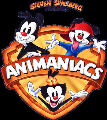 Logo oficial de la serie.