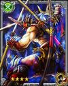 Bloodbath Warrior Rahu