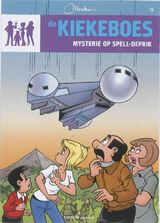Mysterie op Spell-Deprik