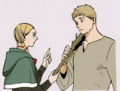 Daydream Hour 3 Laios And Marcille Interaction