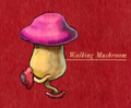 Walking Mushroom color