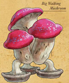 Big Walking Mushroom color