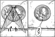 Treasure Bug Coin Bug