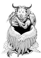 Winged Lion True Form